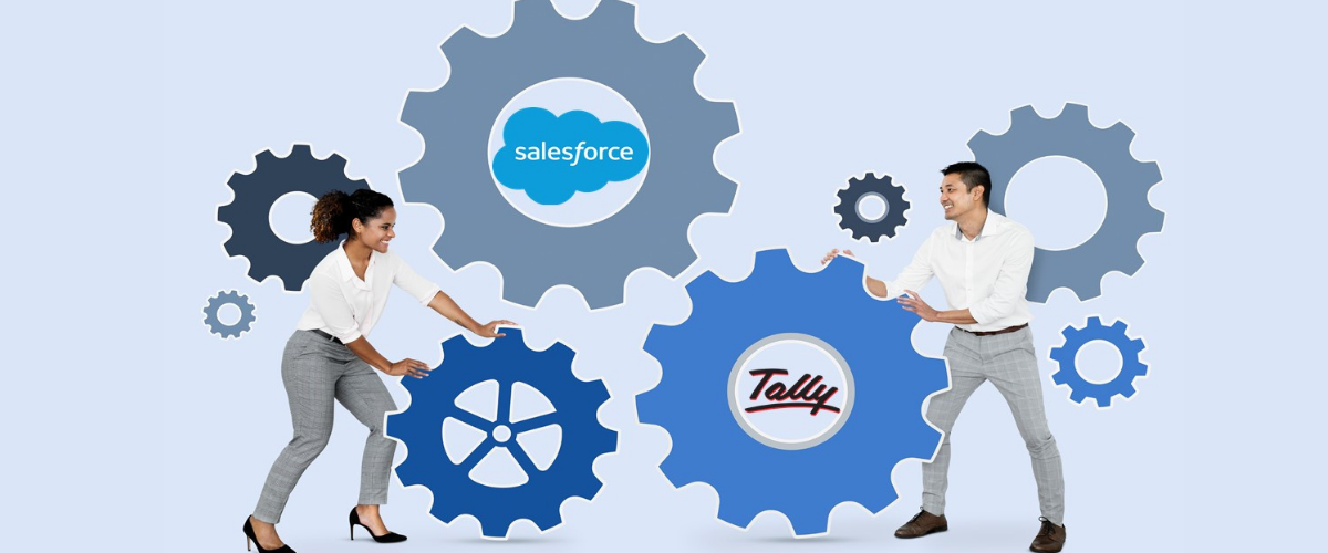 Image for salesforce and tally connector